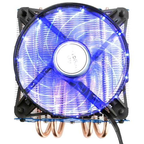 Segotep T4 CPU Cooler Fan Blue