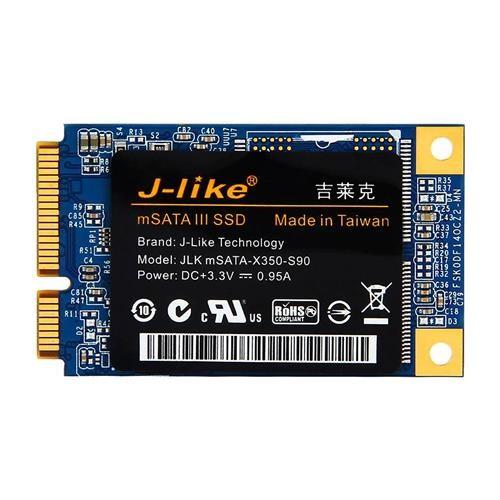 J-LiKe 64GB MSATA SSD For Laptop Notebook