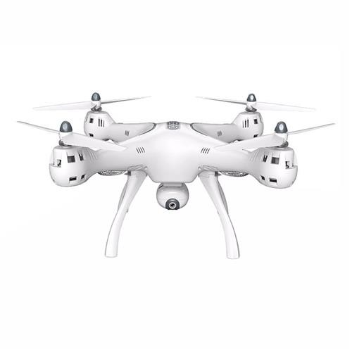 SYMA X8PRO GPS WIFI FPV RC Quadcopter with HD 720P Camera Hover Function Headless Mode RTF - White