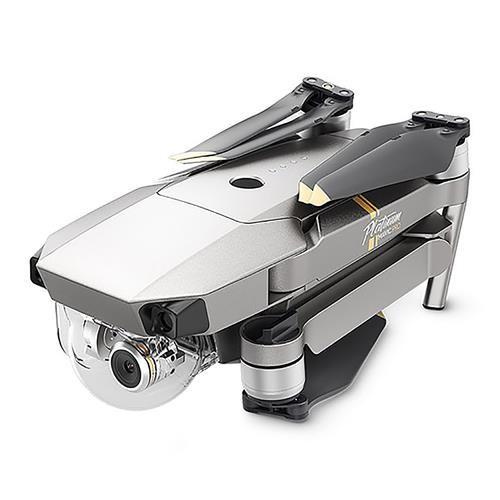 DJI Mavic Pro Platinum WIFI FPV Foldable Drone with 4K Camera 3-Axis Gimbal 30mins Max Flight Time RTF
