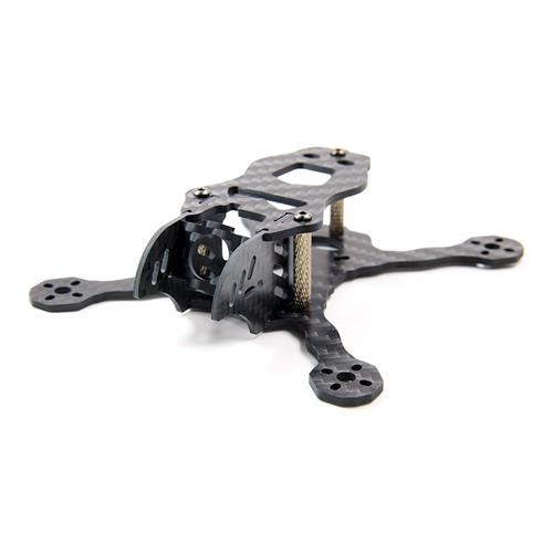 GEPRC GEP-HX2 Hummingbird 110mm Wheelbase 3K Carbon 2mm Thickness Main Board Frame Kit for Racing Quadcopter