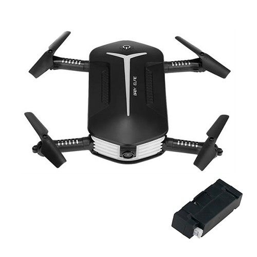 Jjrc H37 Mini Bebê Elfie Drone Rtf Com Bateria Extra Preto