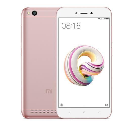 Global Version Xiaomi Redmi 5A 5.0 Inch 2GB 16GB Smartphone Pink