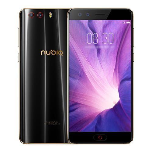 ZTE Nubia Z17miniS 5.2 Inch 6GB 64GB Smartphone Black Gold