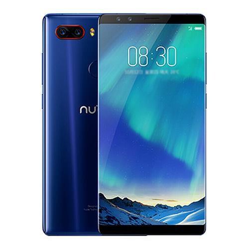 ZTE Nubia Z17S 5.73 Inch 8GB 128GB Smartphone Black Gold