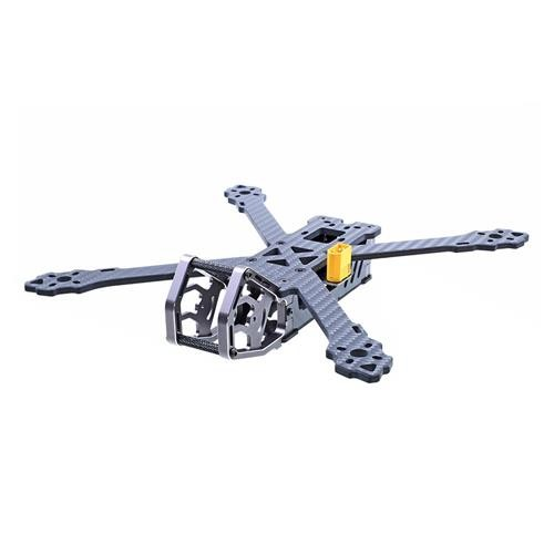 GEPRC GEP-KX5 Elegant 243mm Wheelbase 2mm Thickness Main Board Frame Kit for Racing Quadcopter