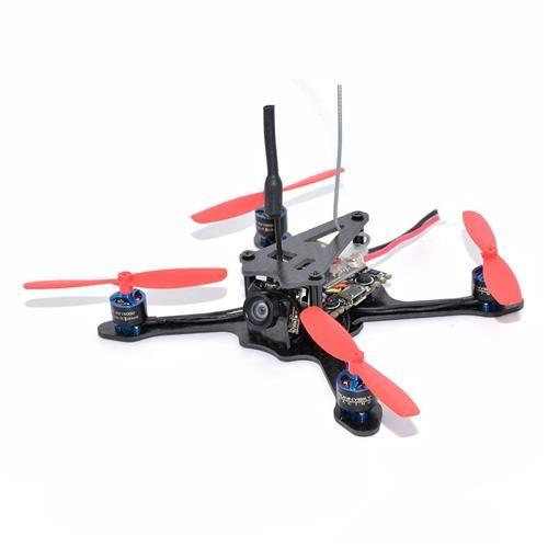 Aurora RC A100 Micro FPV Racing Drone DSM2 DSMX Receiver BNF