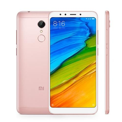 Xiaomi Redmi 5 5.7 Inch 4GB 32GB Smartphone Rose Gold