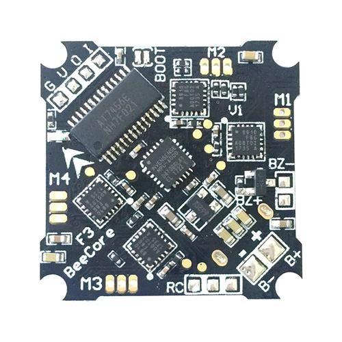 BeeCore F3 AIO Flight Controller STM32F303 4in1 5A BLHeli_S ESC OSD BEC