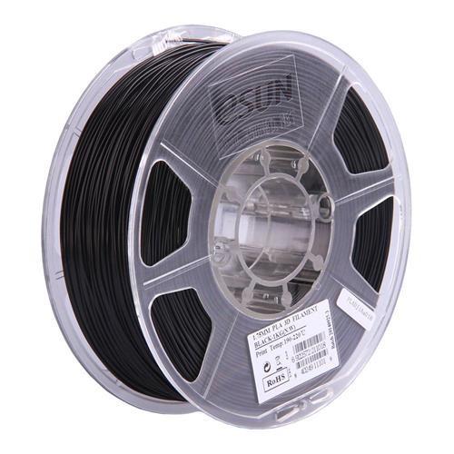 Anet 340m 1.75mm PLA 3D Impresión Filamento Negro