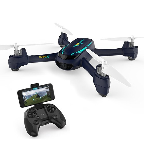Hubsan H216A X4 Desire Pro WIFI FPV with 1080P HD Camera Follow Me GPS Positioning RC Quadcopter - RTF