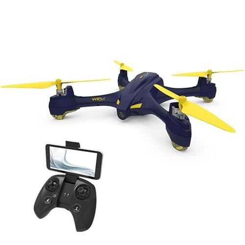 Hubsan X4 Star Pro H507A WIFI FPV With 720P HD Camera GPS Waypoints Follow Me RC Quacopter - RTF