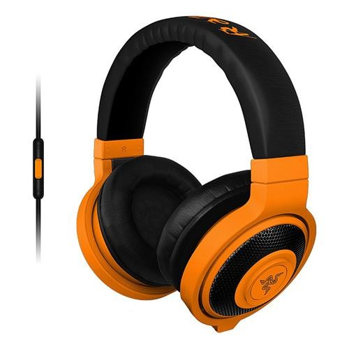 Razer Kraken Mobile Gaming Headset With Mic Orange