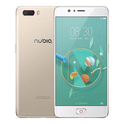 Nubia M2 5.5 Inch 4GB 64GB Smartphone Champagne Gold