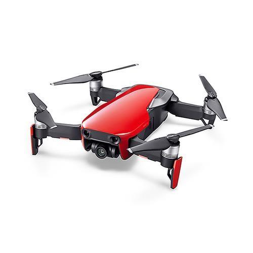 DJI Mavic Air 4K Foldable RC Drone RTF Flame Red