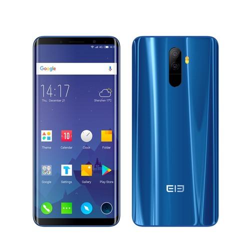 Elephone U Pro 5.99 Inch 6GB 128GB Smartphone Blue