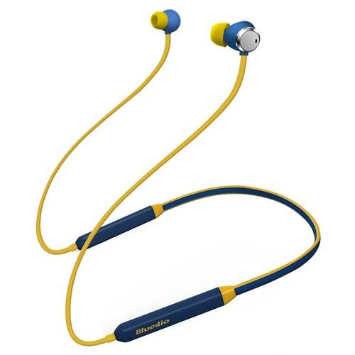 Bluedio TN Bluetooth Headphone with Dual Mic Blue