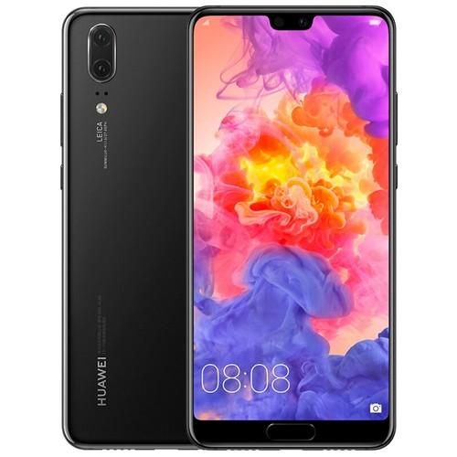 HUAWEI P20 5.8 Inch 6GB 128GB Smartphone Jet Black