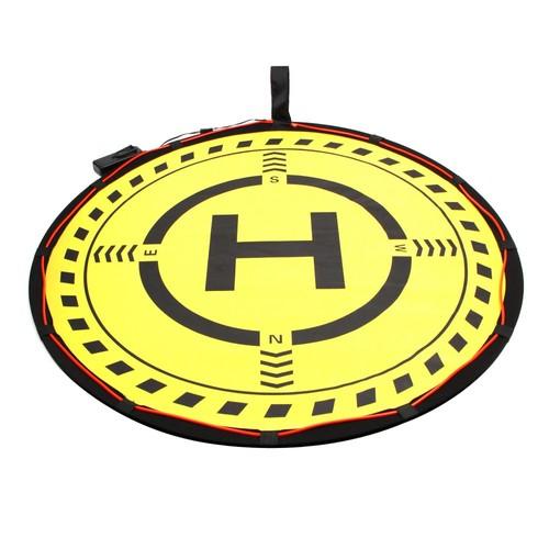 Sunnylife 70cm Two Sides Available Landing Pad with Led Light for DJI Mavic Air/Mavic Pro/Spark/Phantom 3/Phantom 4 Pro