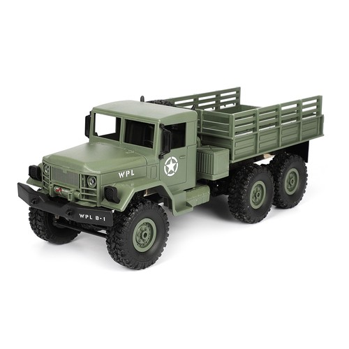 WPL B-16 Off-road RC Car 2.4G 1:16 Army Green