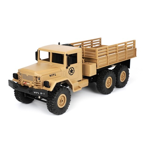 WPL B-16 Off-road RC Car 2.4G 1:16 Khaki