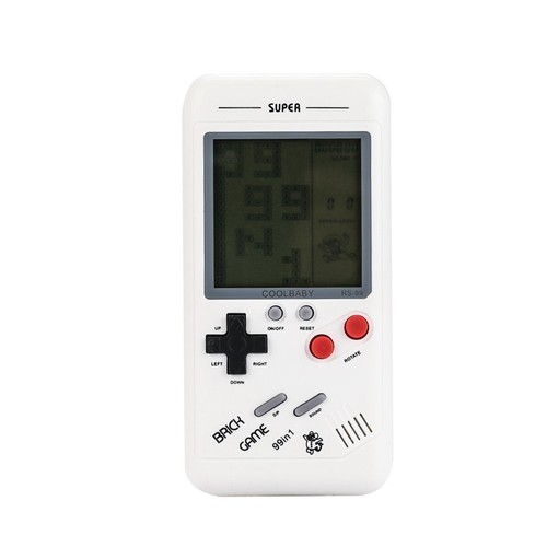 Rs 99 Classic Tetris Handheld Game Console