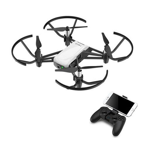 DJI Tello 720P WIFI FPV RC Drone BNF + GameSir T1d Bluetooth Remote Control