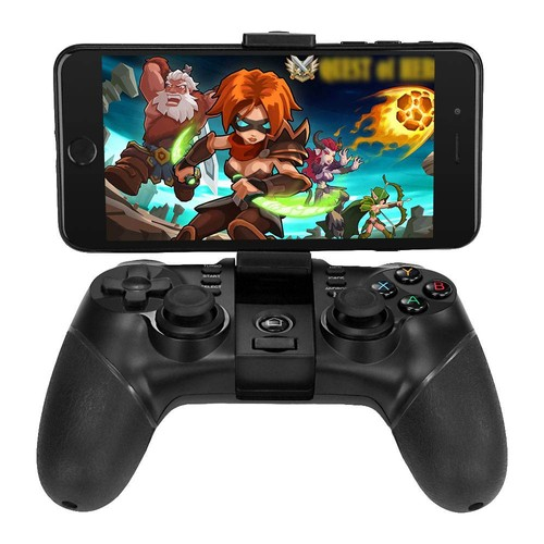 IPEGA PG-9076 3in1 Wireless Bluetooth 2.4G Game Controller Black