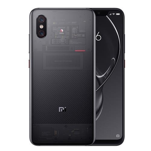 Xiaomi Mi8 Explorer Edition 6.21 Inch 8GB 128GB Smartphone Transparent