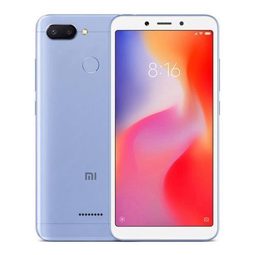 Xiaomi Redmi 6 5.45 Inch 3GB 32GB Smartphone Azul