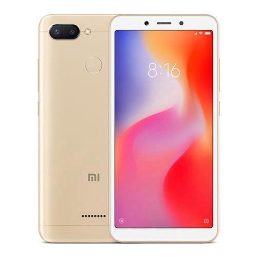 Xiaomi Redmi 6 5.45 pulgadas 3GB 32GB Smartphone Gold