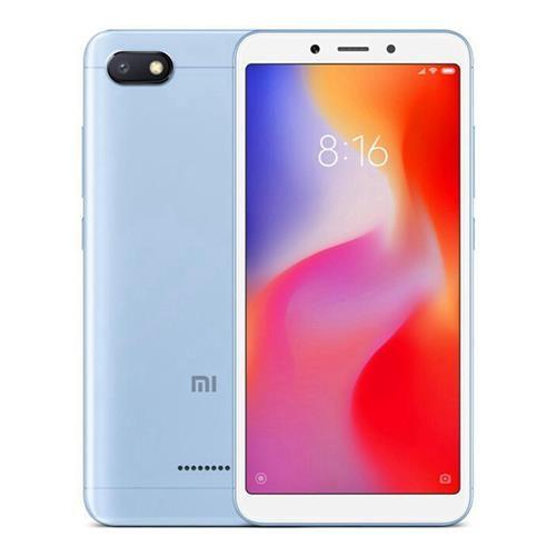 Xiaomi Redmi 6A 5.45 Inch 2GB 16GB Smartphone Blue