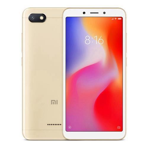 Xiaomi Redmi 6A 5.45 Inch 2GB 16GB Smartphone Gold