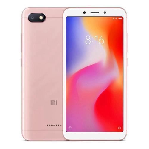 Xiaomi Redmi 6A 5.45 Inch 2GB 16GB Smartphone Pink