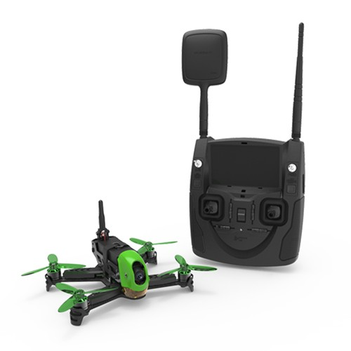 Hubsan H123D X4 JET 5.8G FPV Brushless Micro Racing Drone with HD 720P Camera 3D Roll RC Quadcopter RTF