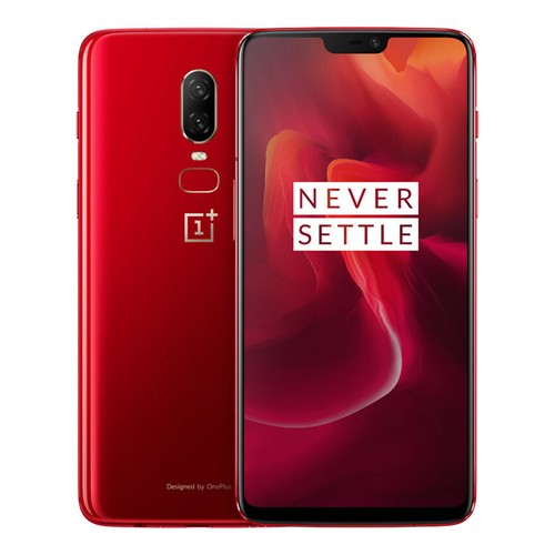 Oneplus 6 6.28 Inch 8GB 128GB Smartphone Red