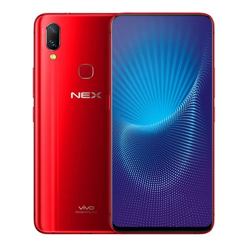 Vivo Nex 6.59 Inch 6GB 128GB Smartphone Red