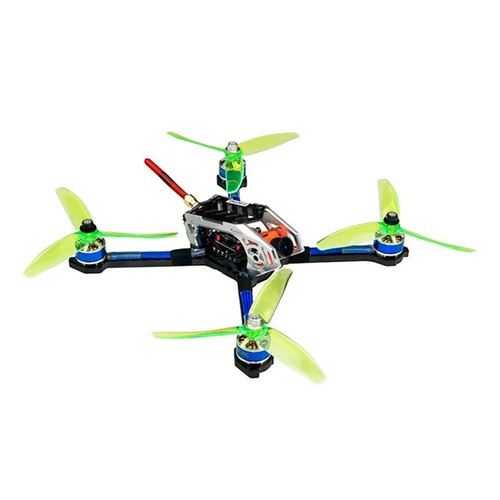 Kingkong/LDARC KK 220 FPV Racing Drone F4 FC OSD 20A 4 In 1 BLheli-S ESC 5.8G 48CH VTX RunCam Swift Mini Camera PNP