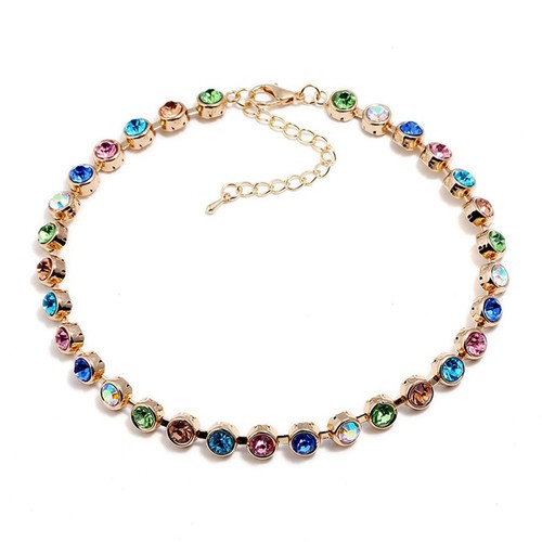Stylish Jewelry Women's Necklaces Multied Colour
