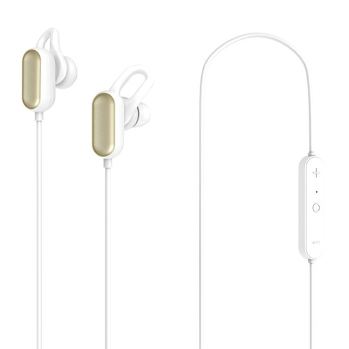 Xiaomi Wireless Bluetooth 4 1 Music Sport Earbuds Youth Edition White