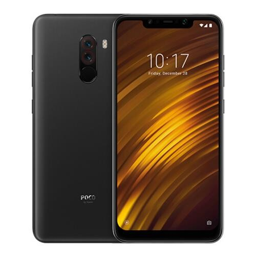Global Version Xiaomi Poco F1 6GB 64GB Smartphone Graphite Black