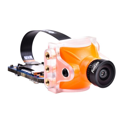 RunCam Split Mini 2 WDR 1080P 60FPS HD Recording Low Latency TV-OUT Wide Voltage 5-20V FPV Camera N/P Switchable