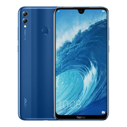 HUAWEI Honor 8X Max 7.12 Inch 4GB 64GB Smartphone Blue