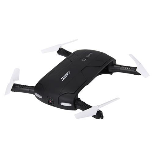 JJRC H37 ELFIE Pocket Selfie WIFI FPV RC Drone Black