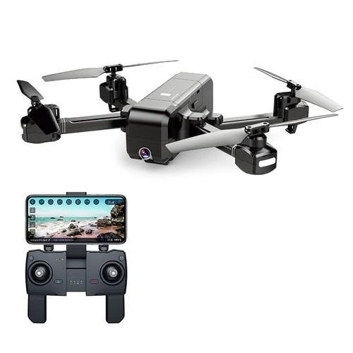 SJRC Z5 GPS 2.4G WiFi 1080P HD FPV Foldable RC Drone RTF