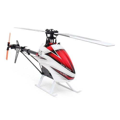 ALZRC Devil X360 FAST FBL 370mm Blade 3D Flying RC Helicopter - KIT Version