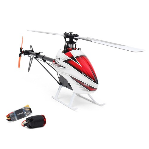 ALZRC Devil X360 FAST FBL 370mm Blade RC Helicopter with 2525 Brushless Motor 50A V4 Brushless ESC - Standard Combo