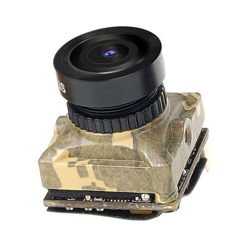 Caddx Turbo Micro SDR2 PLUS Super WDR OSD FPV Camera Sony STARVIS Sensor 16:9 4:3 N/P Switchable Race Version - Camoufla