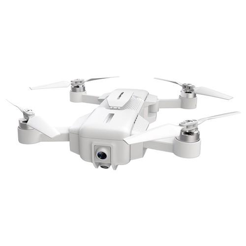 High Great Mark Wifi FPV VIO Drone + Camera BNF White
