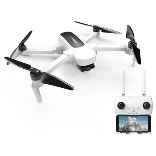 Hubsan H117S Zino 4K GPS 5G WIFI FPV RC Drone With 3-Axis Gimbal RTF - White